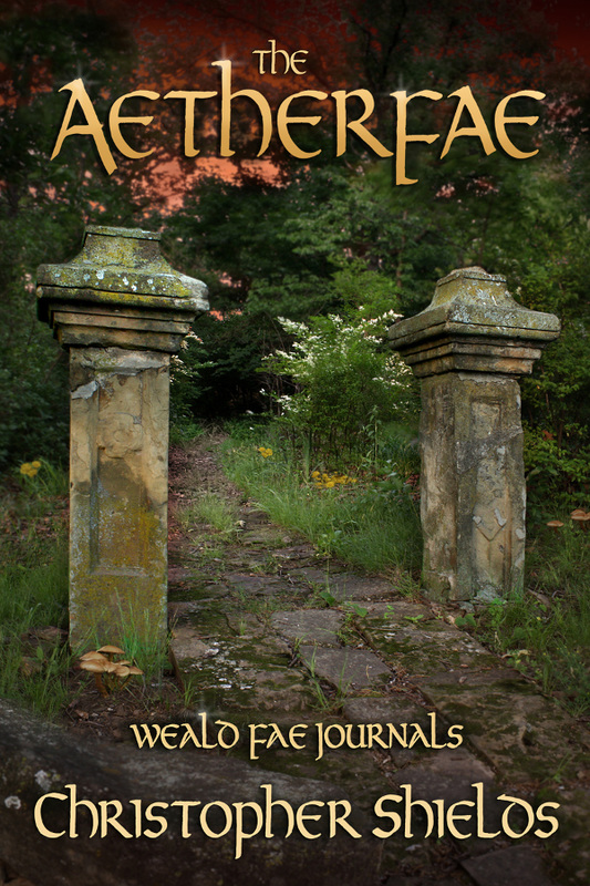 The Aetherfae, Weald Fae Journals Book 3